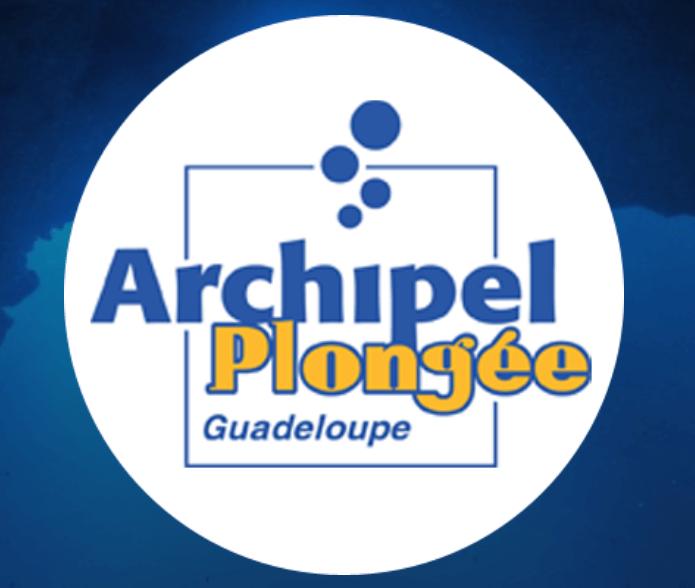 logo archipel plongee